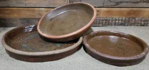 Outdoor Saucers and Pot Feet