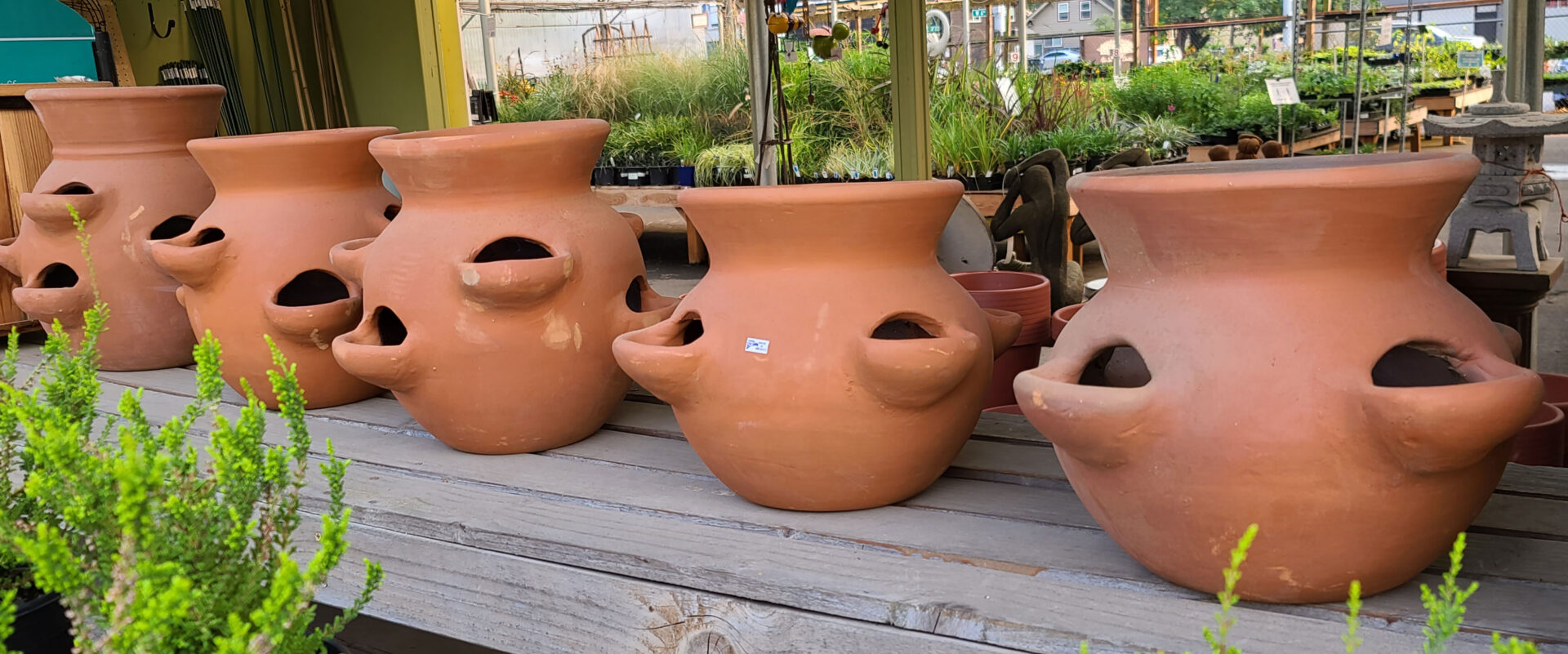 Strawberry-Pots